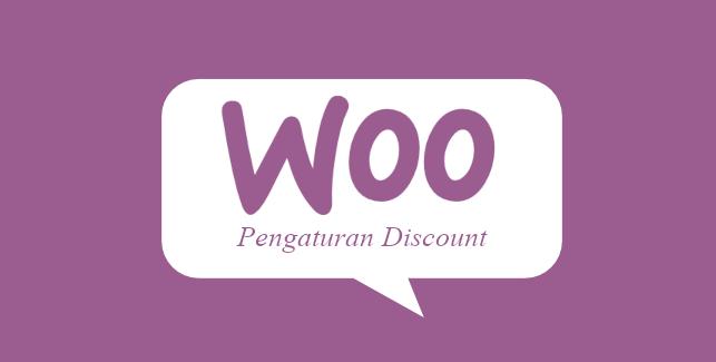 Membuat toko online dengan wordpress dan woocommerce – Pengaturan Diskon