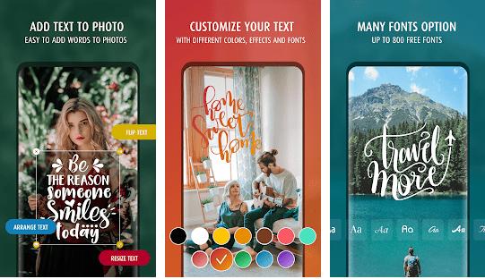 TextArt : Cara mengedit foto agar terlihat keren
