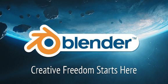 Blender – Sofware Gratis Untuk Membuat 3d object animasi dan video