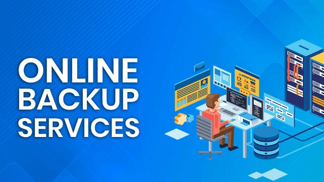 Apa itu layanan backup Online